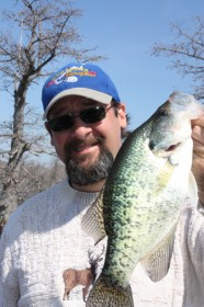 Reelfoot Lake is loaded with giant slab crappie.