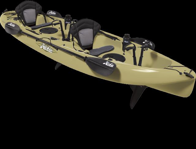 Hobie cat kayaks dan stefanich outdoors for Hobie fishing kayak