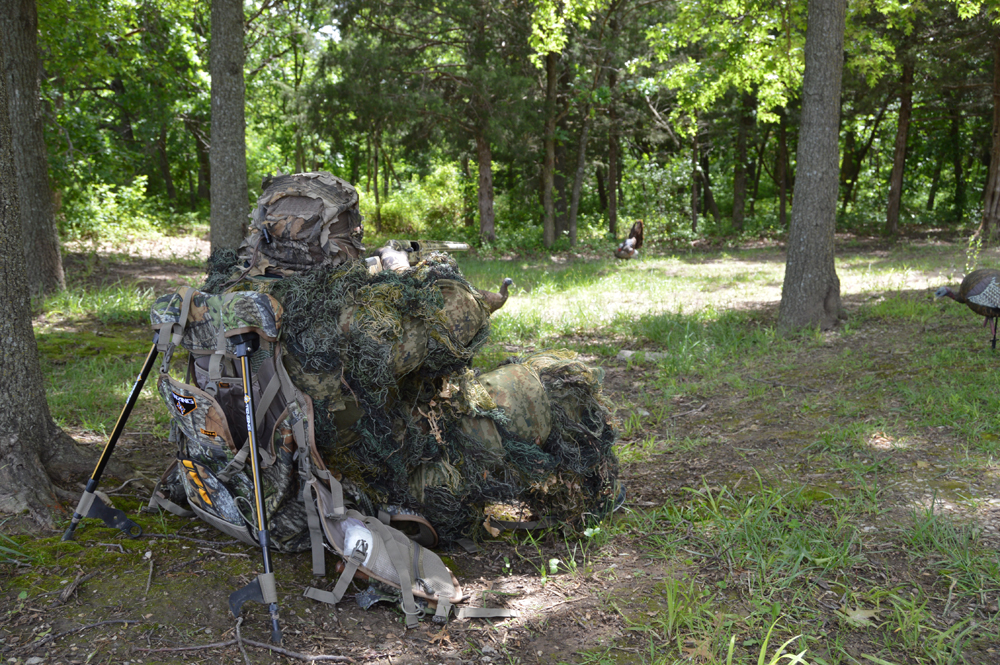 "The Tenzing Turkey Pack is a must-have for serious turkey hunters - it's comfortable, quiet and converts into a ""ground chair"" for long sits."