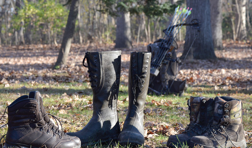 """If you hunt multiple seasons, it's impossible to find one """"do-it-all"""" boot. You need to choose the footwear that matches the style of hunting or outdoor activity."""