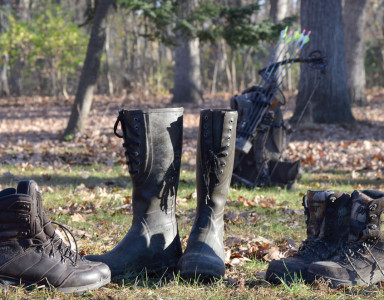 "If you hunt multiple seasons, it's impossible to find one ""do-it-all"" boot. You need to choose the footwear that matches the style of hunting or outdoor activity."