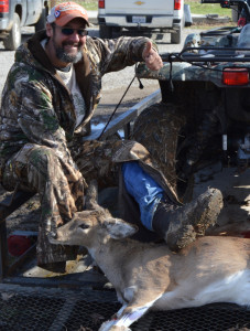 With warm dry feet, I put more time in the field this season. That translates into more venison in the freezer.