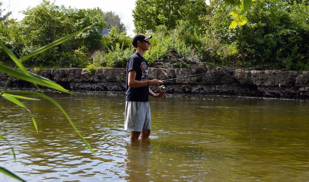 No Boat? No Worries – Great Shore Fishing Awaits | Dan